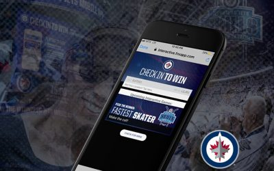 Winnipeg Jets Launch Fannex in-game mobile engagement